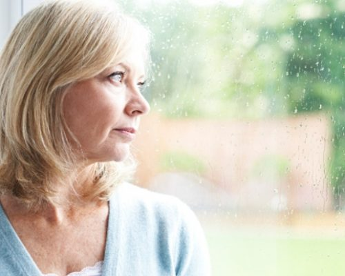 Shortness of breath seen as a symptom of menopause