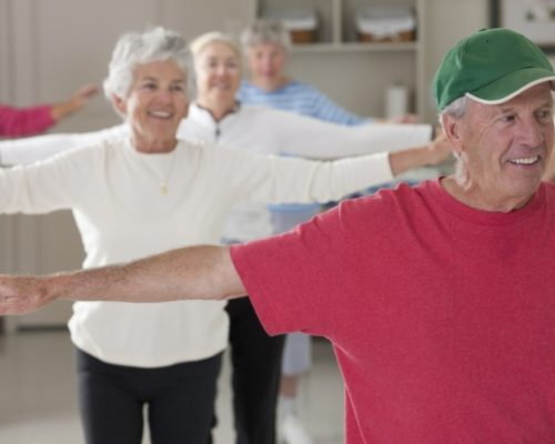 Older adults with mild cognitive impairment can improve brain volume, cognitive function with aerobic exercises