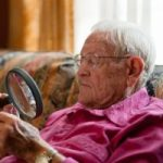 Age-related macular degeneration, a leading vision loss cause in elderly, linked to Alzheimer's disease