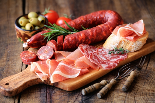 Asthma may be worsened with cured meat