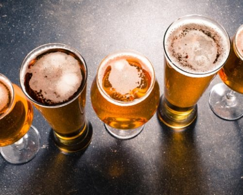 Beer drinking can offer benefits for cholesterol, heart health