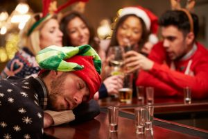 Binge drinking is more likely during holidays, may harm your brain