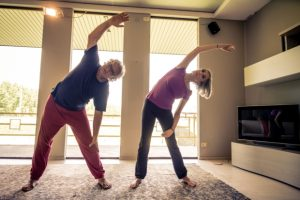 Blood pressure in type 2 diabetes patients can be lowered with easy exercises