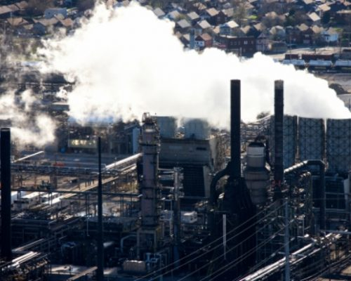 Cognitive impairment risk in older adults increased with living in a high-pollution environment: Study