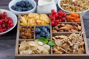 fiber intake can help reduce blood pressure