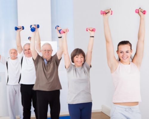Improve bone density and reduce the risk of osteoporosis with lifestyle changes