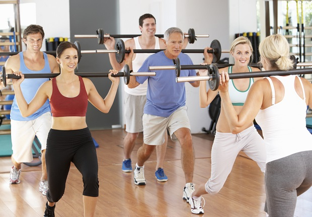 Resistance interval training lowers heart disease risk in seniors with type 2 diabetes
