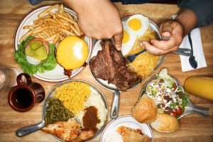 overeating leads to nafld
