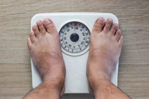 Psoriasis symptoms reduced with weight loss