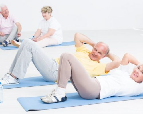 Psychological well-being improved, heart attack risk reduced with physical activity in older adults