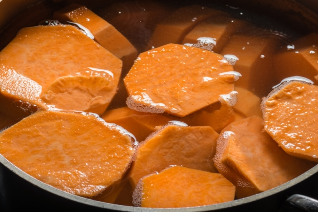 Sweet potato water may aid in weight loss