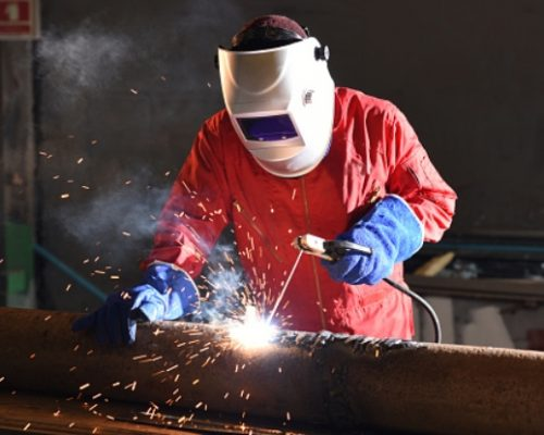 Welding worsened Parkinson's disease symptoms