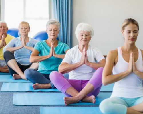 Atrial fibrillation patients doing yoga improved quality of life, lowered heart rate and blood pressure