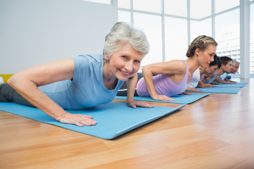 Exercises and tips for back pain