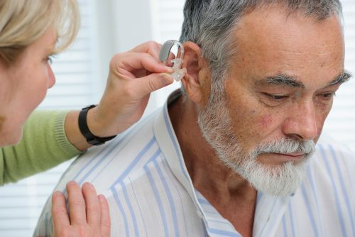 Iron Deficiency and Hearing Loss