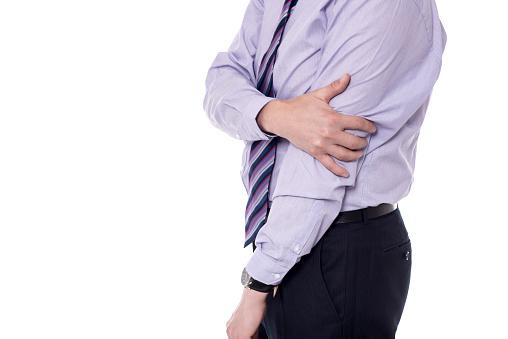Left arm pain