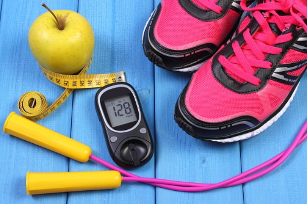 How to exercise safely with type 1 diabetes