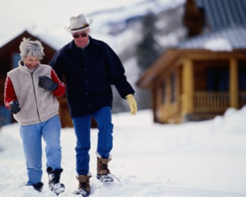 Know the signs of increased risk of winter falls in elderly