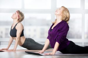 Yoga for healthy kidneys