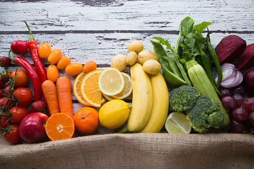 Eating more produce boost your mental health