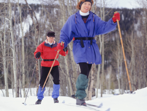 Get active outdoors this winter