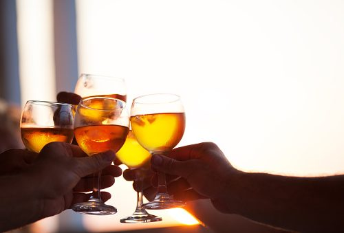 health benefits of drinking alcohol