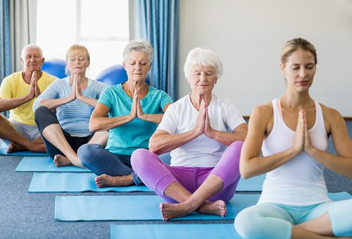 Yoga may reduce chronic lower back pain