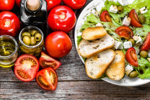 Mediterranean diet reduce risk of breast cancer