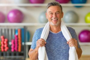 Regular exercise beginning in middle age could lessen severity of future strokes