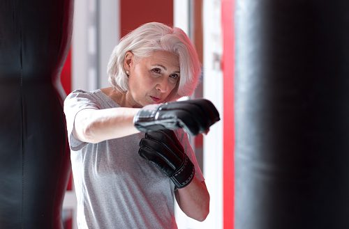 aging process reversed by high intensity interval training