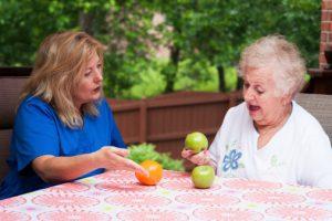 aphasia vs. dysphasia