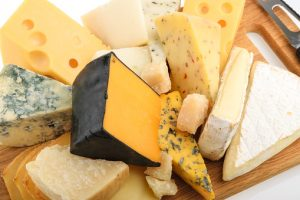 cheese and cholesterol