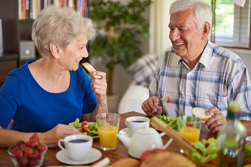 Eat like this—stay healthy in the old age