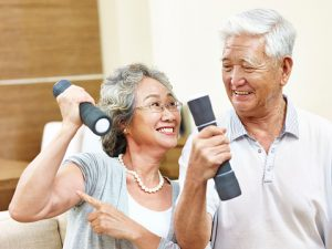 exercise and menopause