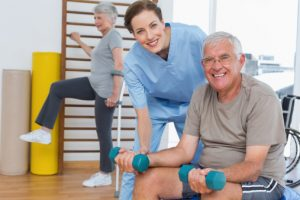 exercise and nutritional intervention helpful in preventing sarcopenia