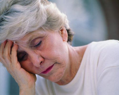 fatigue linked to stroke recovery