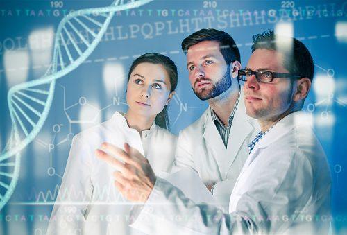 genetically linked disease