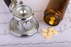 many patients with irregular heartbeat not on medication