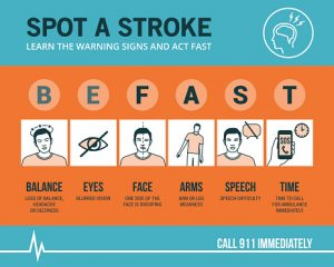 massive stroke