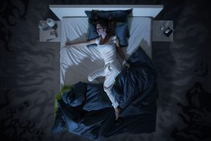 sleep paralysis prevention