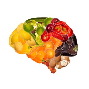 Five food groups to feed your brain
