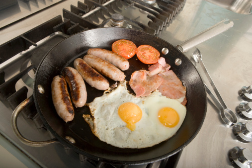 Your daily meat and eggs may be linked to increased clot formation