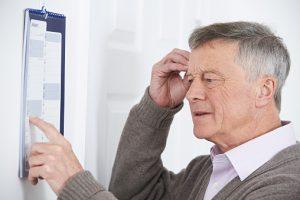 dementia in men