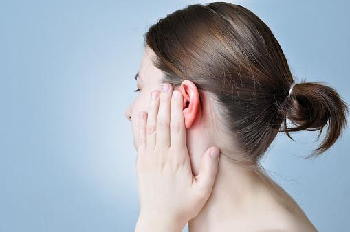ear burn