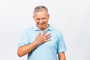 gray hair linked to heart disease