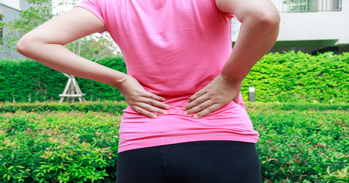 how to help lower back spasms