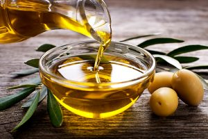 olive oil for liver