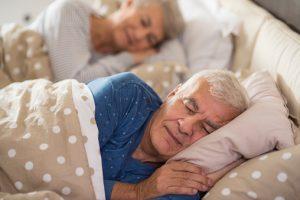 quality of sleep seniors