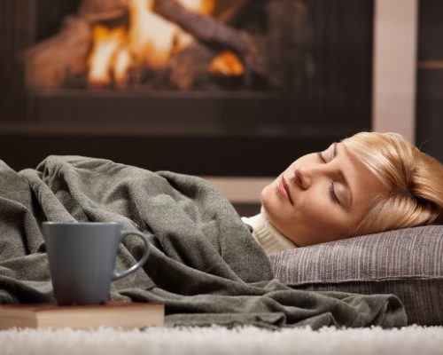 How sleeping on the floor can be healthy