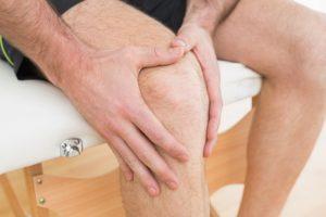 stiff knee